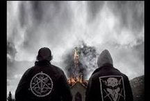 Black Metal Photography