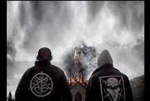 Black Metal Photography