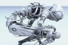 robot inspiration