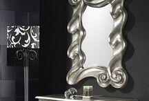 Espejos no solo para mirarse / Preciosos espejos para todos los ambientes