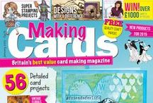 Making Cards January 2015 / Making Cards January  Visit www.makingcardsmagazine.com or call 01778 395171 to order.