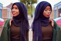 Hijab Fashion / When is it OKAY to wear a #hijab if it's not a part of your religion? Click the link to find out! ----> http://fembotmag.com/?p=4173