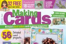 Making Cards March 2015 / Making Cards March 2015 OUT FRIDAY 13TH FEBRUARY