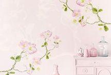 Murales digitales / Preciosos murales digitales que imitan materiales naturales para todos los estilos de decoración