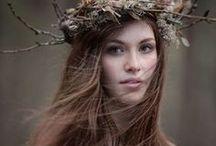 f l o r a l  c r o w n / floral crowns | grow, botanic, flower