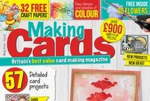 Making Cards May 2015 / Making Cards May 2015  OUT NOW   www.makingcardsmagazine.com