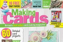Making Cards June 2015 / Making Cards is available from www.makingcardsmagazine.com, by calling 01778 395171 or at your local independent craft shops and selected supermarkets.