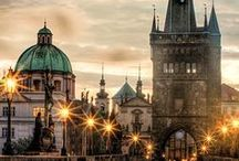Czech Republic / Country of 10.5 million, the nation underwent a peaceful Velvet Revolution in 1989, the inventor of soft contact lenses is Czech and author Franz Kafka was born here. Wanderlust Wednesday 7/8/2015