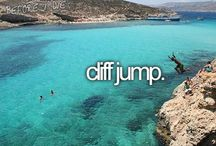 Bucket list / Stuff I want to do before I die