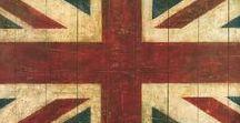 Union Jack/Britain Flag/London