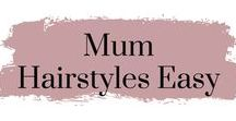 Mum Hairstyles Easy / Not got much time? Looking for inspiration on the top mum hairstyles that are quick, simple and easy to do? We've got styles here for every length. Whether you are looking for something a bit flashy for a wedding or a quick up do for the school run, its all here.