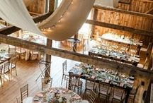 Barn Wedding Ideas / Our favorite collection of ideas for barn weddings. www.instastreamwedding.com