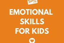 Emotion Skills for Kids - Sense of Self & Relationships
