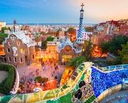 Spain / Kingdom of Spain is the second largest EU country, Spanish is the 2nd most popular language worldwide and Madrid is home to the oldest restaurant in the world. Wanderlust Wednesday 08/17/2016
