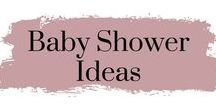 Baby Shower Ideas / Bump cakes, fun games, party favours, and reveal ideas all perfect for the mum to be of that cute baby girl of boy, bundle of joy. Baby Shower Ideas at the ready, you'll be sure to plan the perfect one.