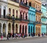 Cuba / The Republic of Cuba is the largest Caribbean island with a 99.8% literacy rate, known for baseball and the mambo. Wanderlust Wednesday 10/19/2016