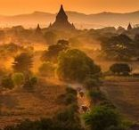 Myanmar / Also called Burma, most charitable country in the world, one of three non-Metric countries, and known for the Burmese Python. Wanderlust Wednesday 1/25/2017