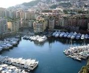Monaco / The world's second smallest country has the highest life expectancy and is known for the Grand Prix and casinos, located on the French Riveria it's home to less than 40,000 Monégasques.  Wanderlust Wednesday 2/22/2017
