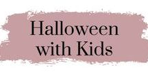 Halloween with Kids / This board is full of ideas for Halloween with kids. There are plenty of Halloween Party Ideas, Kids Halloween Costumes, Halloween Home Decorations, Halloween Theme ideas, Halloween food and drink, spooky snacks for kids andFun halloween-themed activities.