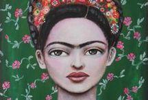Frida / by Noiram Art