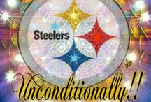 Pittsburgh Steelers / by BJ Hakim