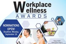 Workplace Wellness Awards / Our goal is to identify those companies who best exemplify the following categories: