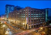 Twitter HQ / Twitter's San Francisco Headquarters