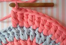 Trapillo & knitter