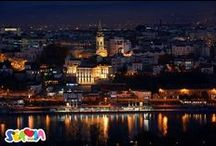 Belgrade: The Capital of Cool / Belgrade is the capital city of Serbia and has a population of around 1.7 million. It is one of the oldest cities in Europe and has since ancient times been an important crossing of the ways where the roads of eastern and western Europe meet.  / by Serbia Travel