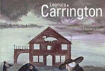 LeonoraCarrington  / Architettura degli Interni ed Allestimento -  Scuola Specializzazione Beni Storico-Artistici UniUD