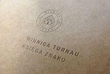 Winnica Turnau / Logo design and branding for Polish vineyard Winnica Turnau.