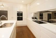 Perini Kitchen Transformations / Kitchens designed and constructed by John Perini.