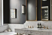 Inspirational Bathrooms / Amazing ideas for your new Bathroom!