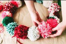 ...wreaths... / ...inspiração para futuros projectos(?), decoração...