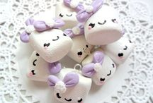 Clay Charms •_• / =^•^= ~^•^~  •_• *_*  / by Emma Weldon