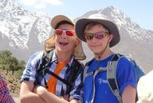 Blue Coat Expedition to Morocco 2014 / A group of Year 8 and 9 pupils went on a Wilderness Expedition to Morocco during the Easter holidays.