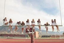 Cheer Team Pictures / by Lani Hekman Brown