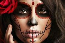 Dia De Los Muertos/Day Of The Dead / by Nora Corona