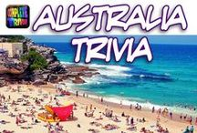 Australian Trivia / Australian trivia - fascinating trivia and fun trivia about things  unique to Australia - interesting trivia on everything from marsupials to the Opera House. / by CompleteTrivia