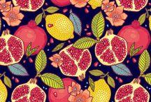 Inside of fruit!!