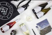 Winnica Turnau wine labels / Wine label design and gadgets branding for Polish winery Winnica Turnau.