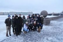 Blue Coat Sixth Form History trip to Russia / Moscow and St Petersburg