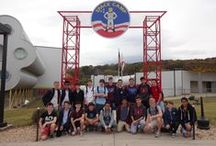 RBCS trip to Space Camp 2015 / Space Camp training in Huntsville, Alabama, USA