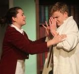 """Senior Drama 2016 / Our Senior thespians presented a double bill of """"Medical Mayhem"""" and """"What the Butler Saw"""""""