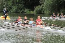 Pre-season rowing event 2016 / A day of side-by-side racing following our pre-season rowing training in August
