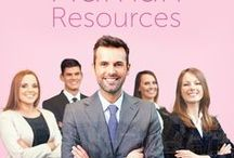 Human - Resources - Recursos Humanos / For the development of a successful event, it's essential to have the best personnel which can convey the brand's value, creating an environment of confidence and security, to influence the purchasing