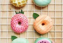 Donut Art / The world's best donuts!...