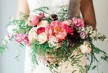Wedding Bouquets / Wedding bouquet and flower ideas for brides and bridesmaids alike!