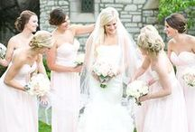 Bridesmaids / by BRIDES