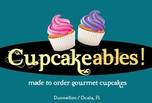 My cupcakes and other creations / I've been making cupcakes since 2008 mostly as a hobby but they've turned into a desire of sorts by others.  Currently selling to local area only under Cottage Law.  Take a look at my website http://www.cupcakeables.com or www.facebook.com/Cupcakeables / by Michele R